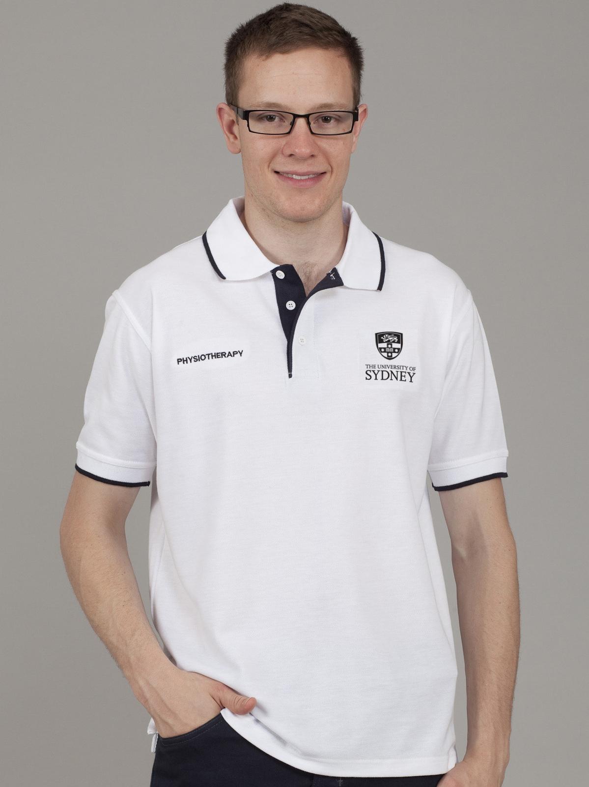 newest f1a8e 874c9 The University of Sydney eStore - Polo shirt - men's ...